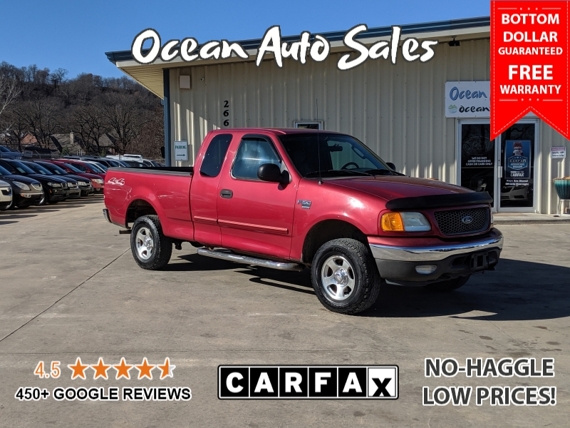Ford F-150 2004 price $4,500 Cash
