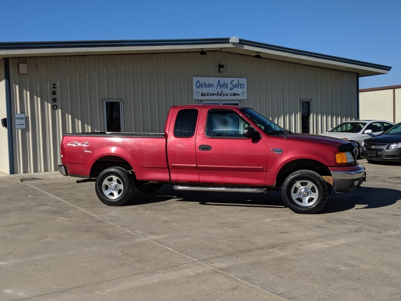 Ford F-150 2004 price $5,500 Cash