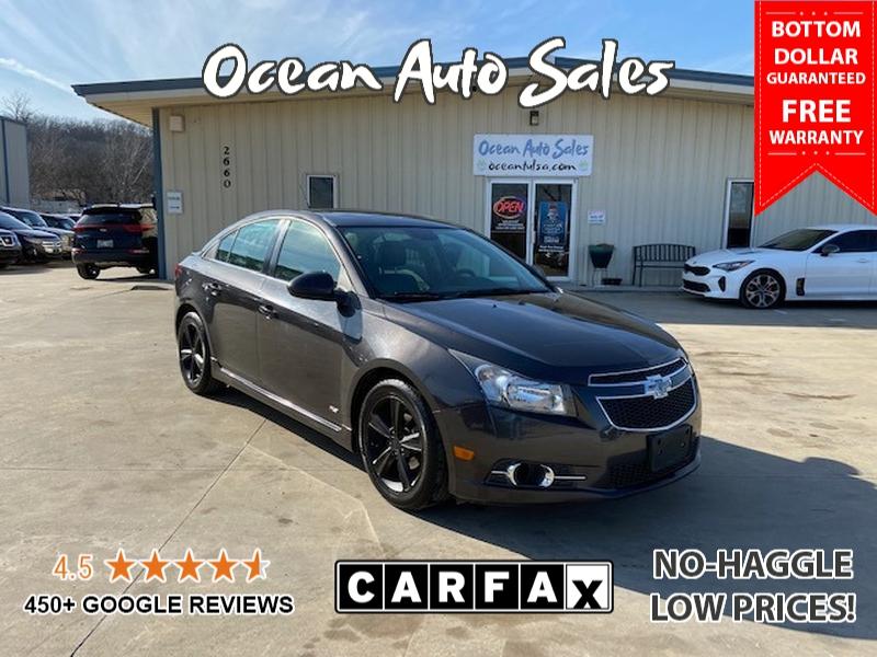 Chevrolet Cruze 2014 price $5,800 Cash