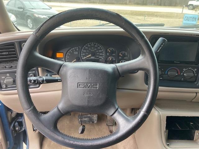 GMC Sierra 1500 2001 price $4,500 Cash