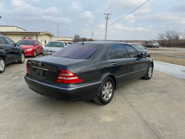 Mercedes-Benz S500 2002 price $4,000 Cash