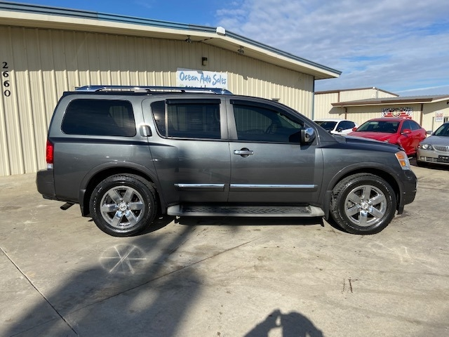 Nissan Armada 2012 price $7,000 Cash