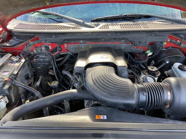 Ford F-150 SuperCrew 2001 price $3,600 Cash