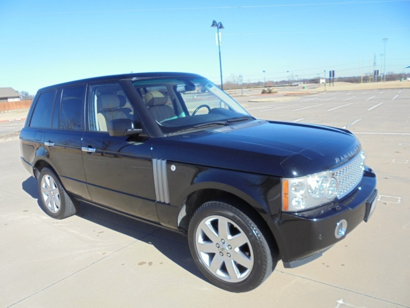 2006 land rover range rover for sale in dallas tx cargurus. Black Bedroom Furniture Sets. Home Design Ideas