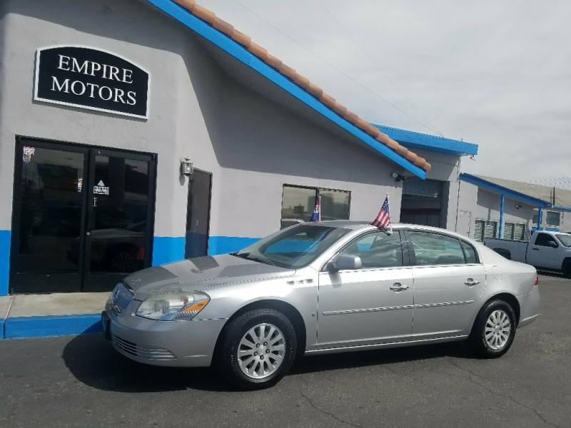 2006 Buick Lucerne 4dr Sdn CX - Empire Motors | Auto dealership in on car dealerships san antonio, car dealerships santa cruz, car dealerships in new york, car dealerships in orlando, car dealerships in florida, car dealerships austin, car dealerships denver, car dealerships portland, car dealerships long island, car dealerships new orleans, car dealerships los angeles, car dealerships columbus, car dealerships fort collins, car dealerships kansas city, car dealerships reno, car dealerships boston, car dealerships stockton, car dealerships maryland, car dealerships milwaukee, car dealerships colorado,