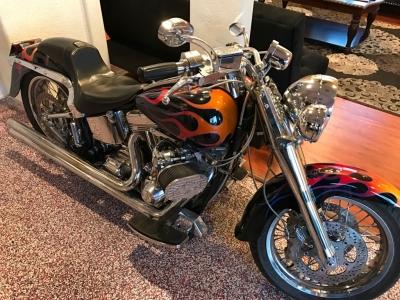 Harley-Davidson  1996