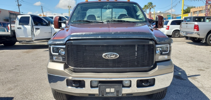 Ford Super Duty F-350 SRW 2005 price $9,995