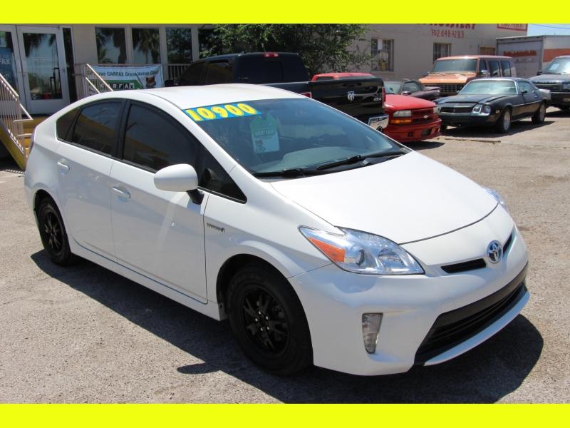 Toyota Prius 2013 price $9,199