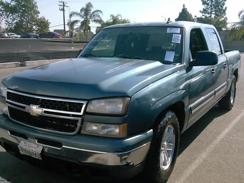 Chevrolet Silverado 1500 2006 price $4,500