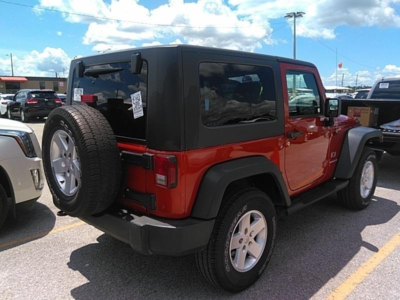Jeep Wrangler 2009 price $16,789