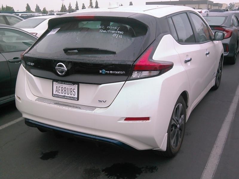 Nissan LEAF 2019 price $25,910