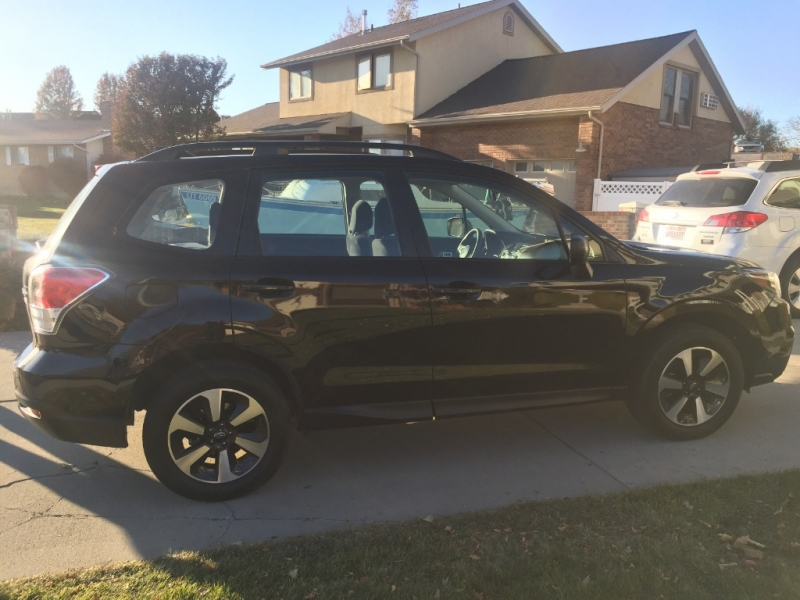 Subaru Forester 2017 price $14,500