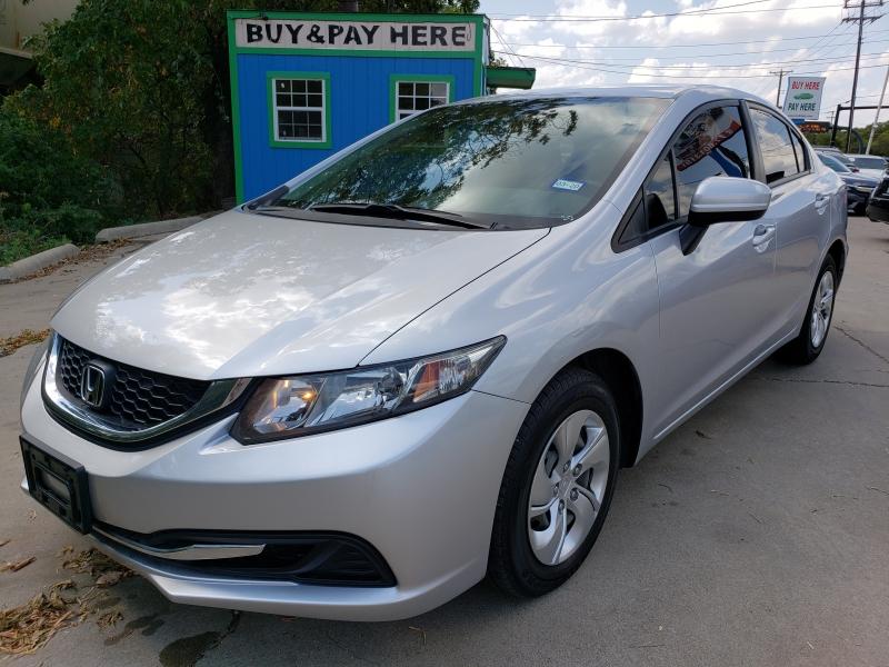 Honda Civic Sedan 2015 price $11,188