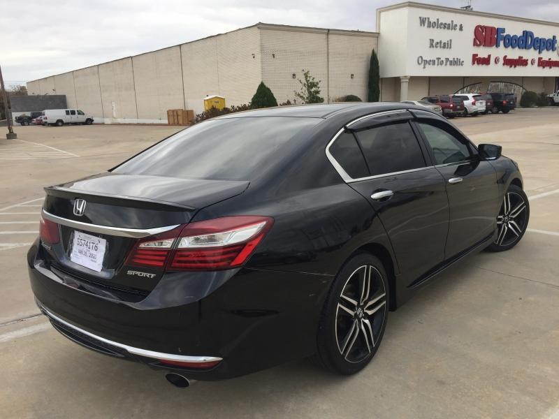Honda Accord Sedan 2017 price $16,548