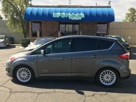 Ford C-Max Energi Premium 2014