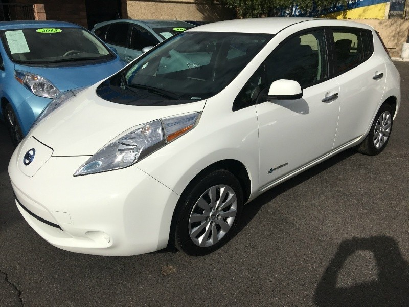 2015 nissan leaf 4dr hb s inventory mpg hybrids and imports llc auto dealership in tempe. Black Bedroom Furniture Sets. Home Design Ideas