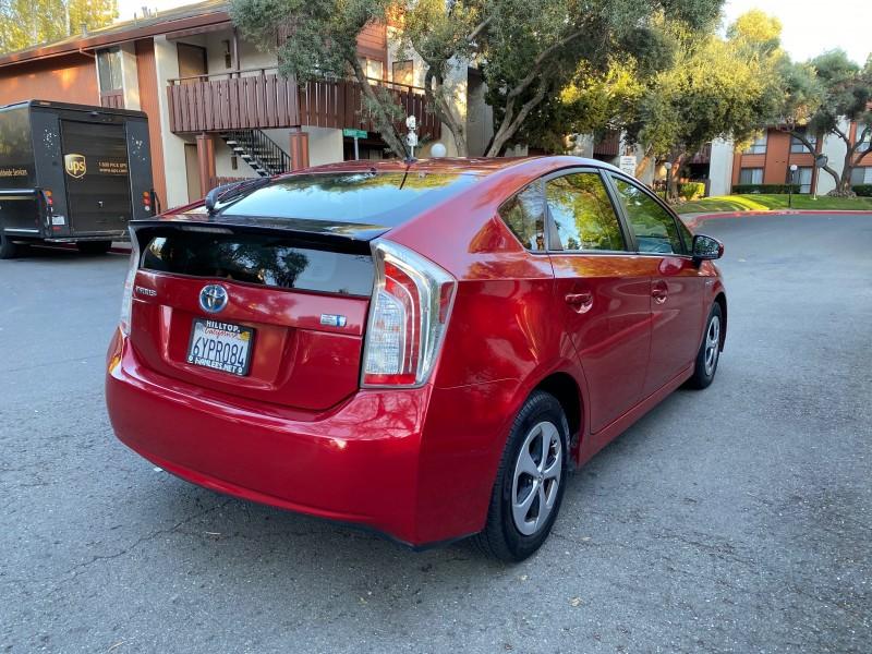 Toyota Prius 2012 price $7,195
