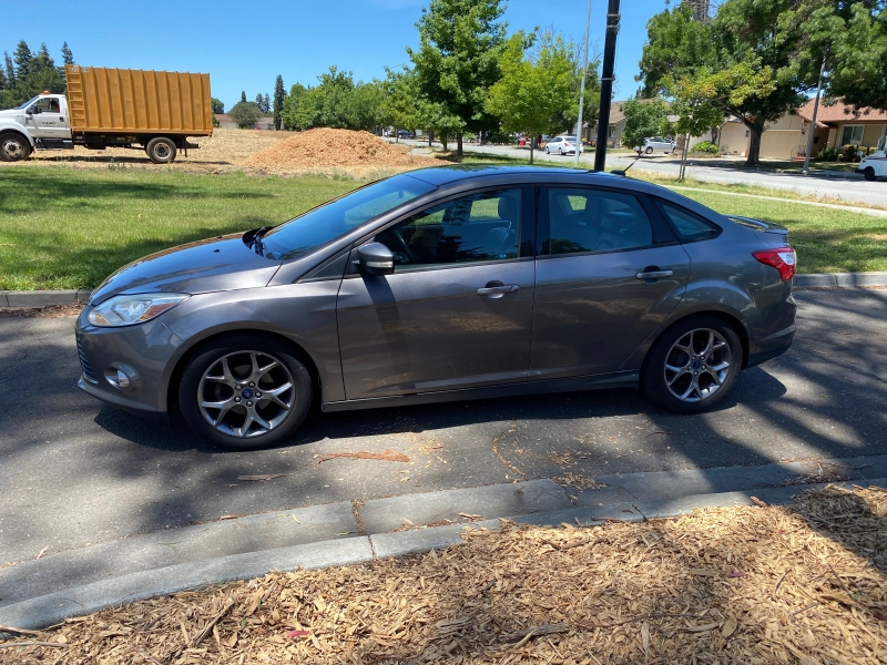 Ford Focus 2014 price $5,395