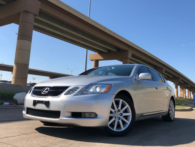 2006 LEXUS GS GENERATION 2