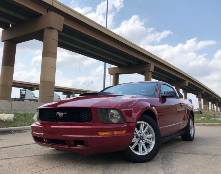 FORD MUSTANG 2007 price $4,900