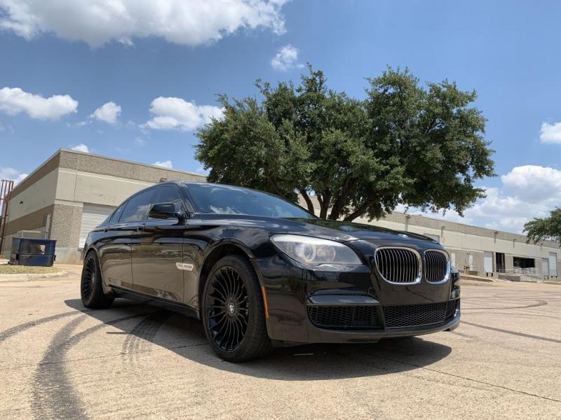 BMW ALPINA B7 2011 price $9,900