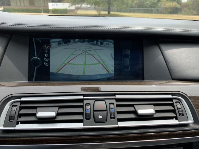 BMW 750 2012 price $11,900
