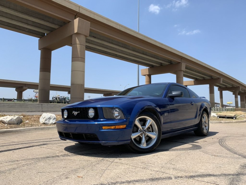 FORD MUSTANG 2006 price $9,900