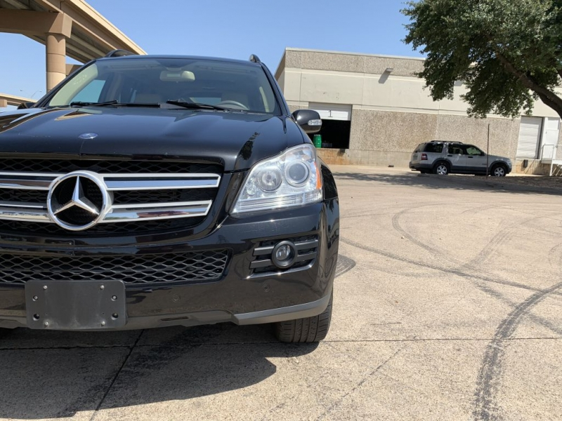 MERCEDES-BENZ GL 2008 price $9,900