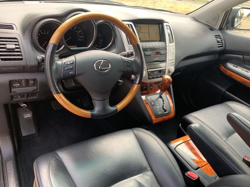 LEXUS RX 2008 price $9,900