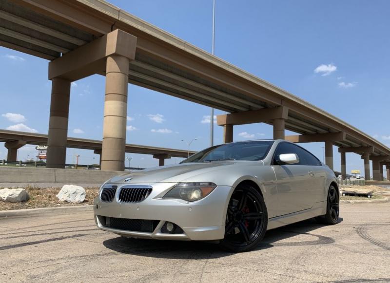 BMW 645 2005 price $4,999