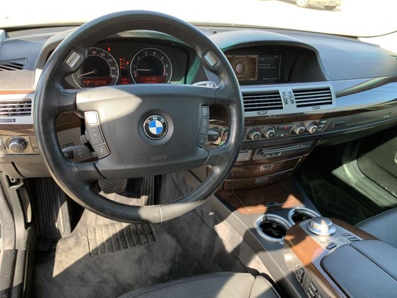 BMW 750 2008 price $5,999