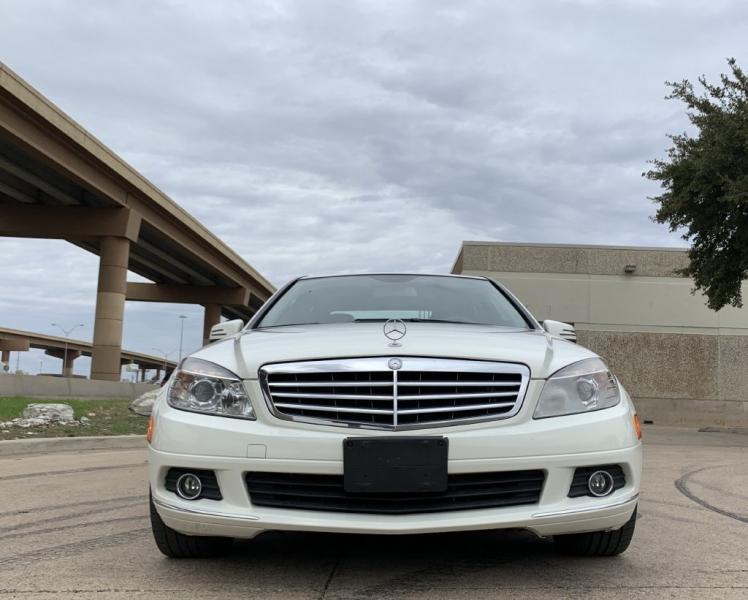 MERCEDES-BENZ C-CLASS 2011 price $8,900