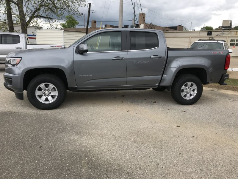 CHEVROLET COLORADO 2018 price Call for Pricing.