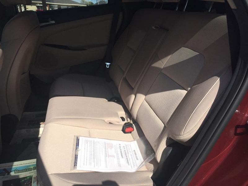 2017 Hyundai Tucson Inventory Ernest Crump Motor