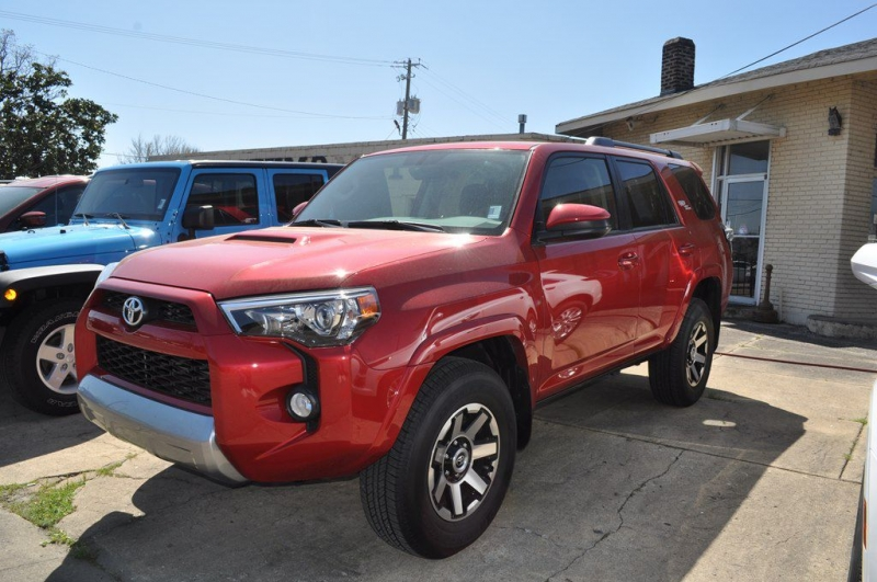 Toyota Dealership Birmingham >> 2019 TOYOTA 4RUNNER TRD OFF ROAD 4X4 - Inventory | Ernest Crump Motor Company | Auto dealership ...