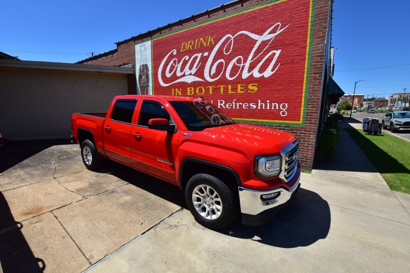 GMC SIERRA SLE 2018 price Call for Pricing.