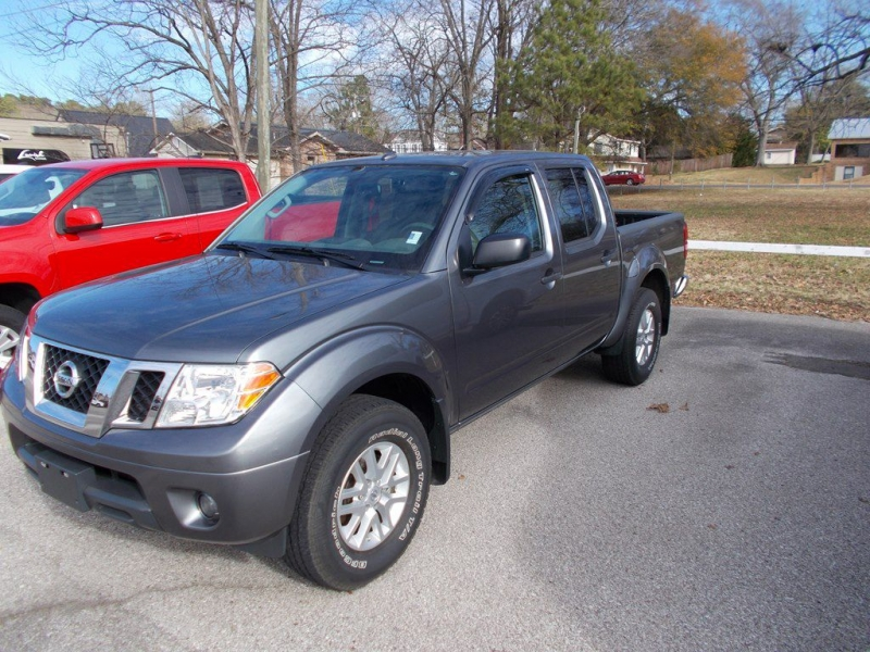 NISSAN FRONTIER SV 2016 price Call for Pricing.
