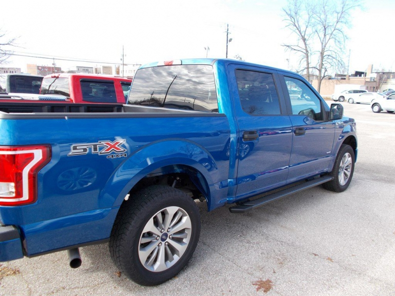 FORD F150 XL STX 4X4 2017 price Call for Pricing.