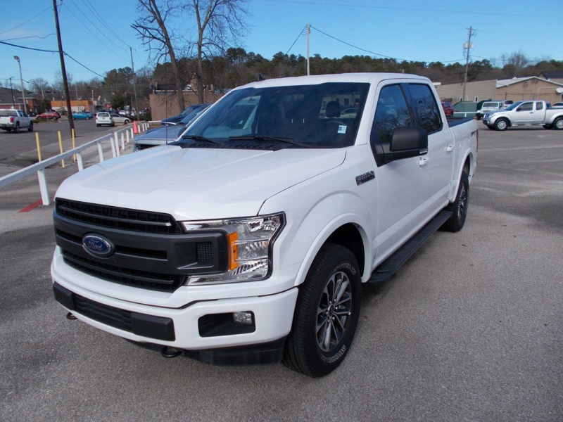FORD F150 XLT SPORT 2019 price Call for Pricing.
