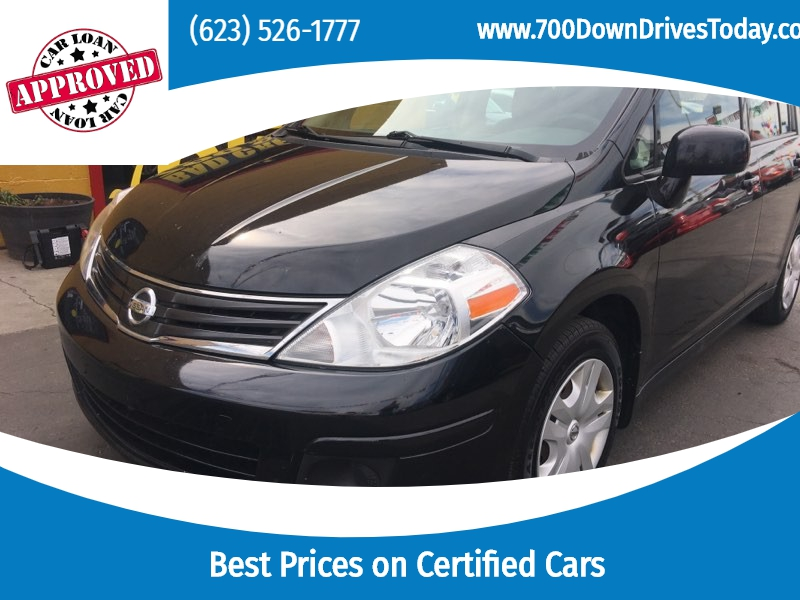 Nissan Versa 2011 price $7,999
