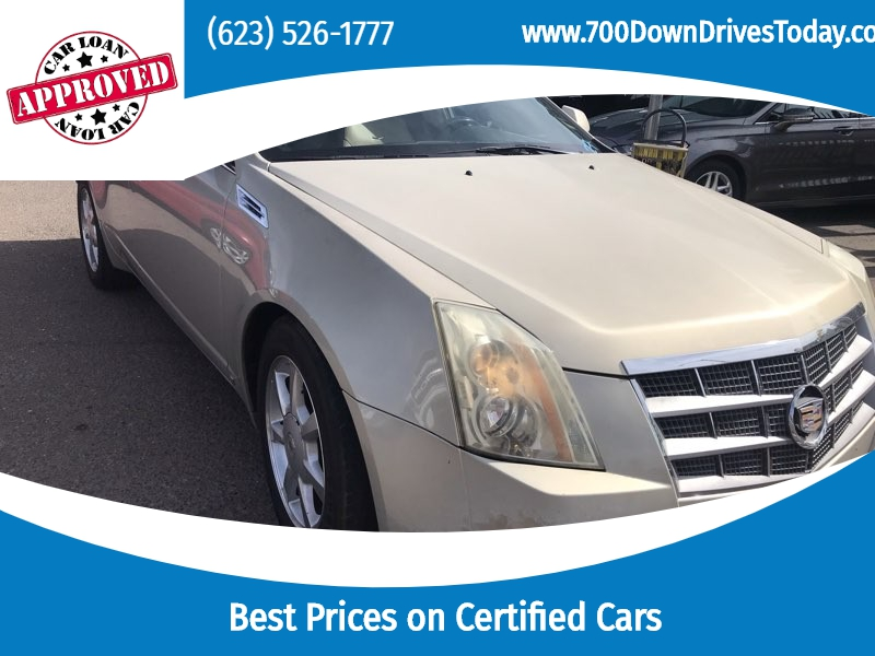 Cadillac CTS 2009 price $8,999