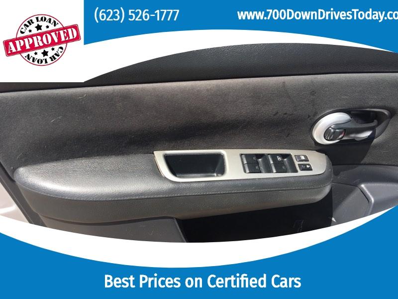 Nissan Versa 2012 price $7,250