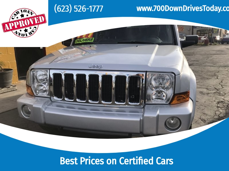 Jeep Commander 2007 price $7,999