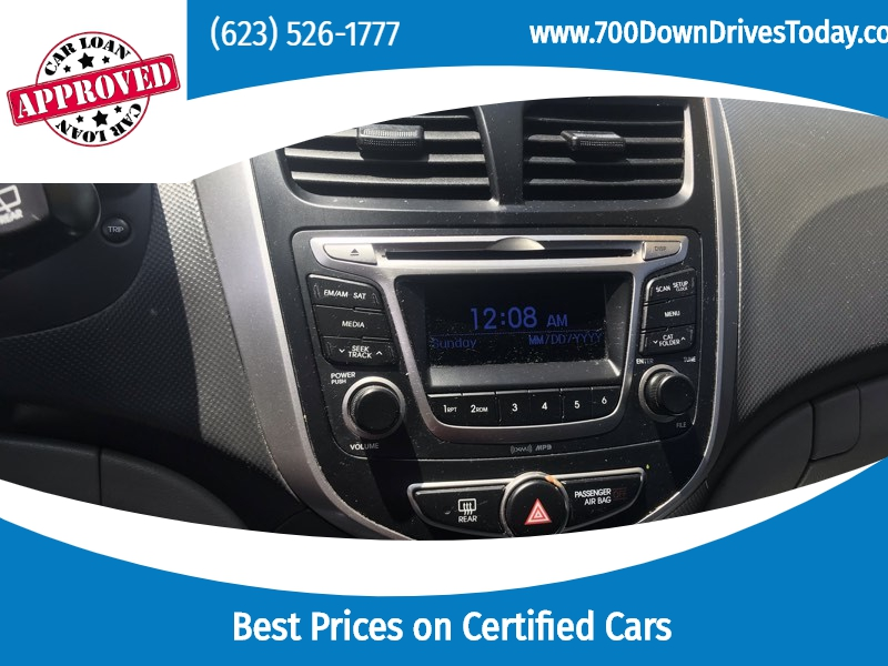 Hyundai Accent 2015 price $8,950