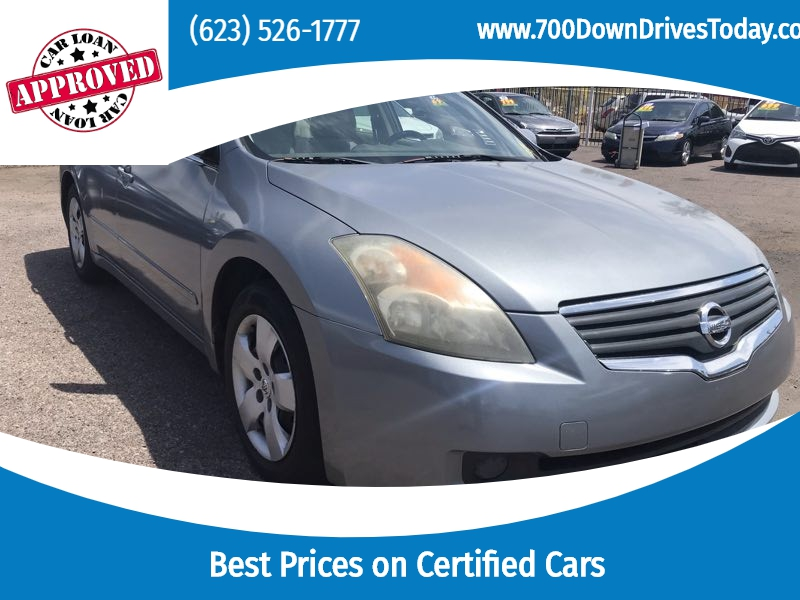Nissan Altima 2007 price $7,250