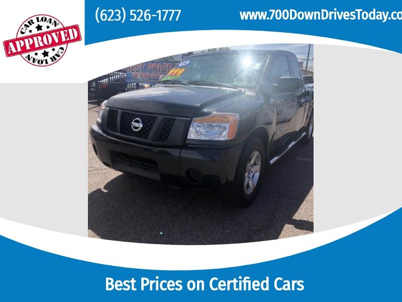 Nissan Titan 2014 price $13,999