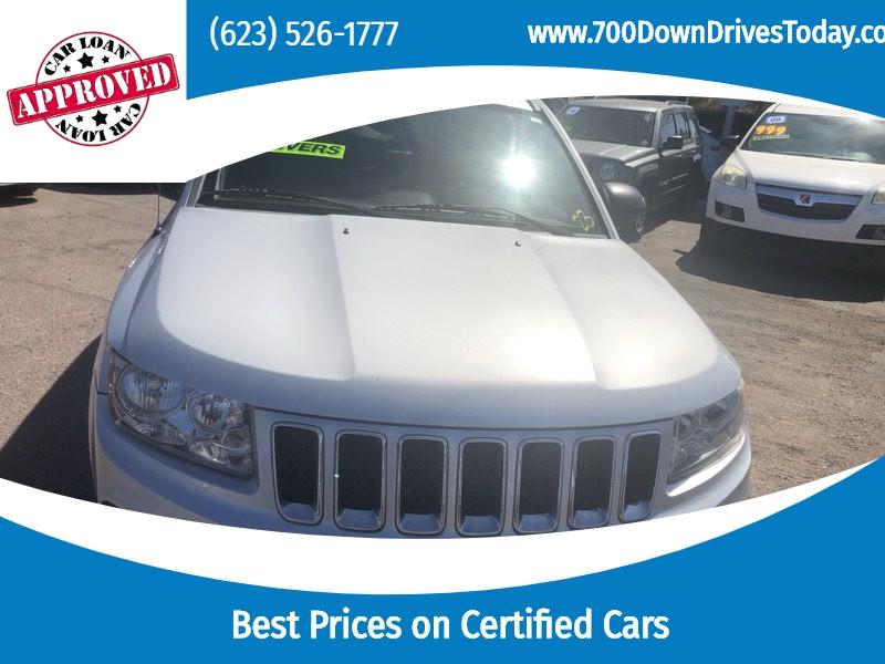 Jeep Compass 2011 price $7,250