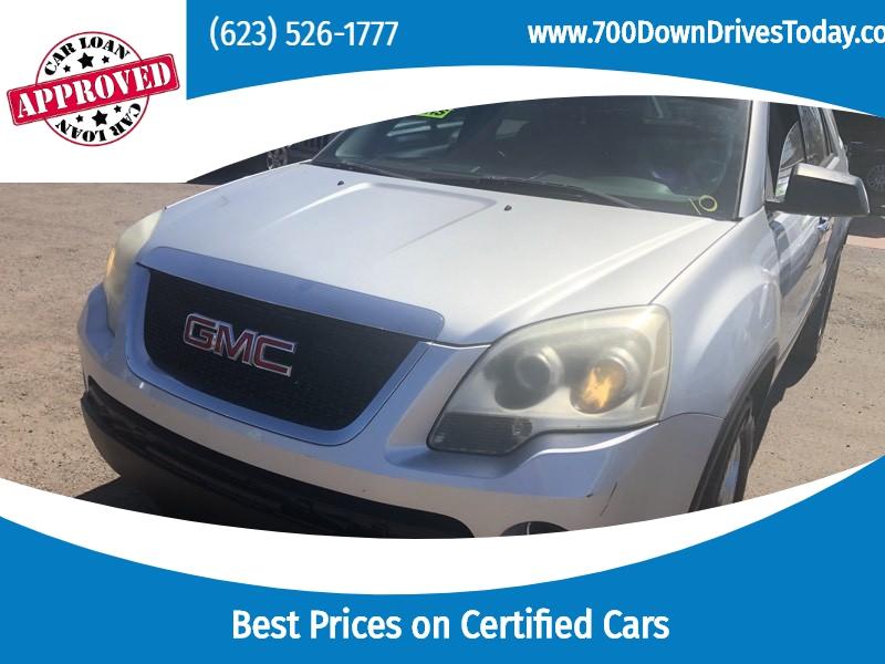 GMC Acadia 2011 price $7,450