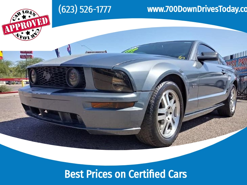Ford Mustang 2007 price $8,950