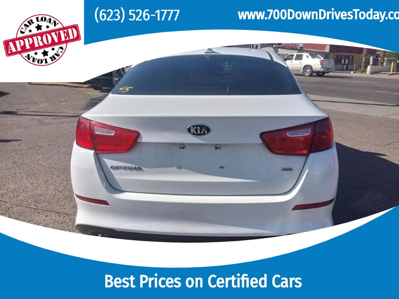 Kia Optima 2014 price $8,950